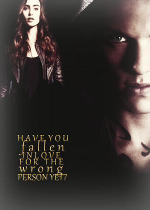 jace wayland and clary fray relationship quotes