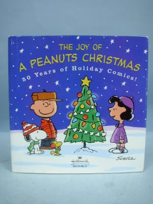Details about The Joy of a Peanuts Christmas by Charles Schulz