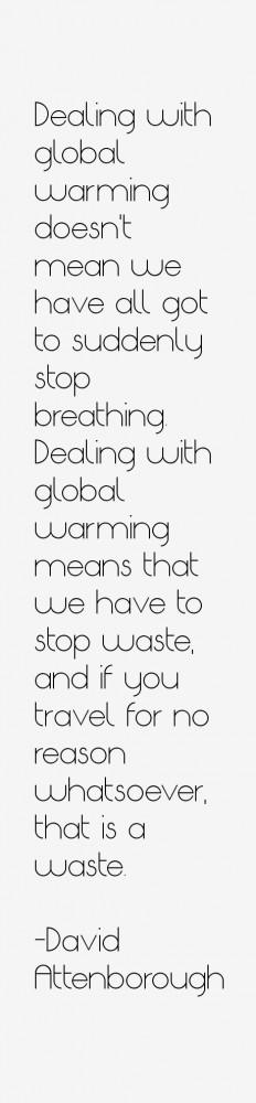 View All David Attenborough Quotes