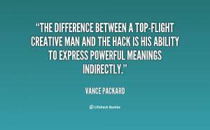 Vance Packard