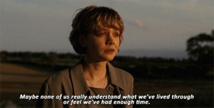 Never Let Me Go Quotes Tumblr Never let me go, quote, time,