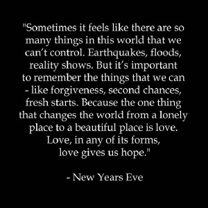 Happy New Years Eve Quotes Wishes 2015