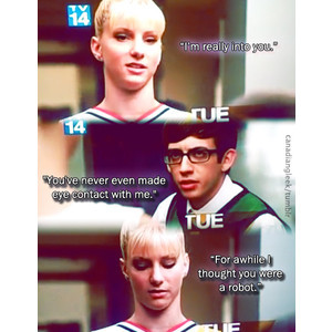 Glee - Brittany/Artie - Glee Forum. The Fansite and Forum for FOX's ...