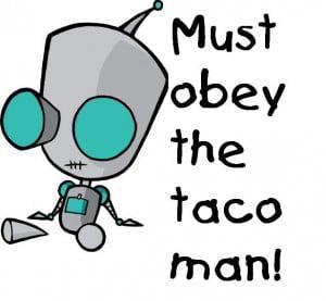 Gir Taco Man by TacticalAssain235