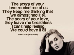 Like + Share + Pin if you love this song by Adele!