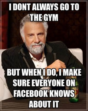 Another popular, widely known meme is the one of the Dos Equis Man ...