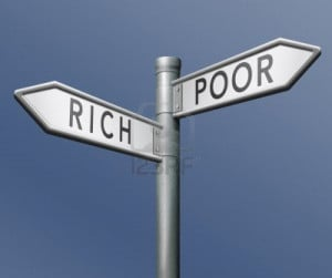 Higher Education: Where the Rich Get Richer and the Poor Get Poorer?