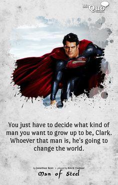... Kevin Costner in Man of Steel / #MenOfSteel #KevinCostner #