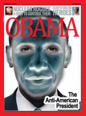 Obama Anti American