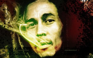 bob marley quote about bob marley smoking quotes weed bob marley ...