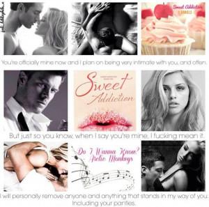 DanielsBetter Ideas, Book Worth, Book Men, Sweet Addiction J Daniels ...