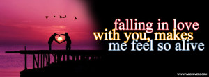 Falling In Love With You Makes Me Cover