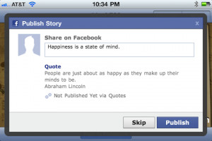 Dirty Laundry On Facebook Quotes