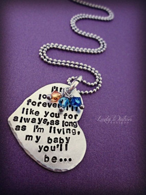 Love You Forever Book Quotes | ll Love You Forever Book Quote Heart ...