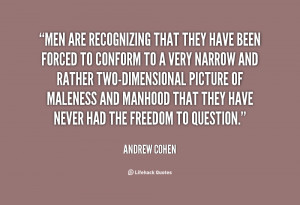 Andrew Cohen Quotes
