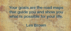 Les Brown On Goals
