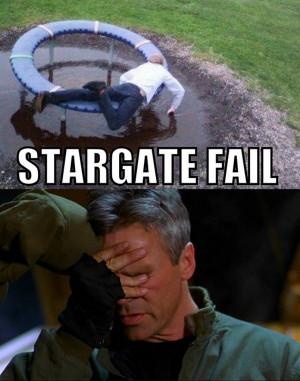 Stargate fail