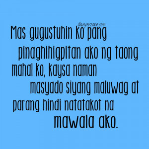 See also: Four Tagalog Love Quotes Images