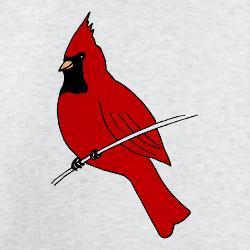 Cardinal Clip Art