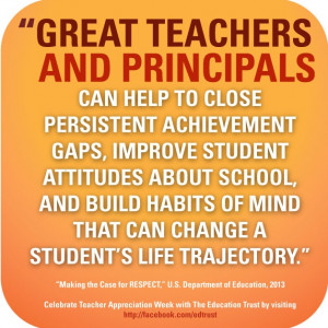 Great teachers and principals can help to close persistent achievement ...