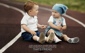 Friendship quotes high definition wallpapers
