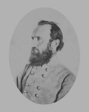 General Thomas Stonewall Jackson