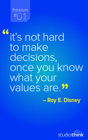 Quotes About Core Values