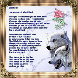 Wolf - Best Friends photo Wolf-BestFriends-Saying.jpg