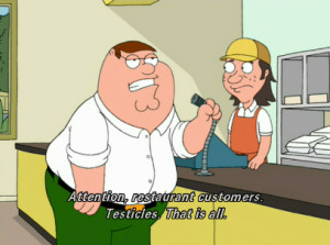 family guy peter quotes