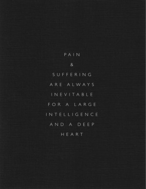 "... deep heart…"" -Fyodor Dostoyevsky#quote #pain #suffering #heart"