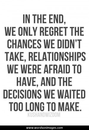 Making decisions quotes