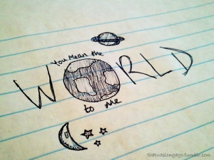Inspirational Drawings With Quotes Drawing, pretty, quote