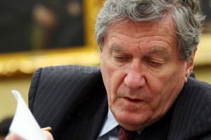 Richard Holbrooke Holbrooke Testifies At Hearing On U S Civilian