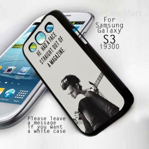 The 1975 Quote - Samsung S3 Case Cover