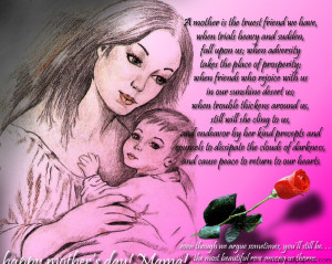 ... mothers day mother love sweet happy day loving more loving a mother