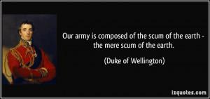 More Duke of Wellington Quotes