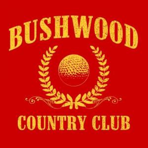 ... bushwood country club funny caddyshack golfer golf chevy chase shirt
