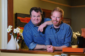 Modern Family' actors who play gay couple dish on real life