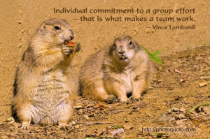 Commitment Quotes For Work