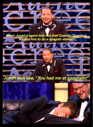 The best line from the James Franco Roast courtesy of Jeff Ross