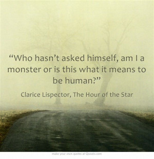 Clarice Lispector Quotes in English