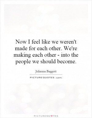 Julianna Baggott Quotes
