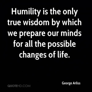 Funny Humility Quotes