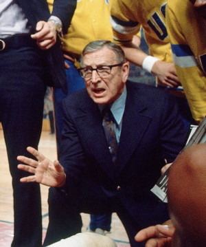 AP John Wooden, the former UCLA coach who won 10 national titles with ...