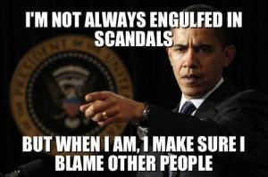 Obama's scandals