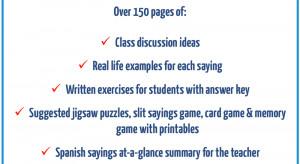 25 Spanish Sayings 3