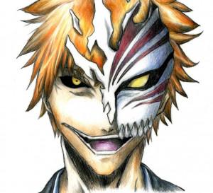 Ichigo Hollow Mask Zeronyck