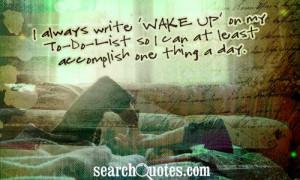Good Morning Saturday Funny Quotes