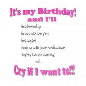 happy birthday to me quotes HAPPY BIRTHDAY TO ME!