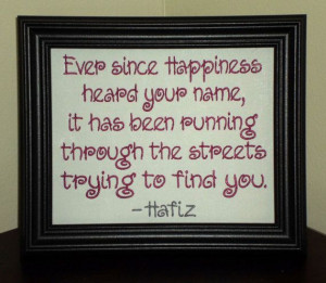 ... 30.00 #happiness #joy #quotes #quote #Hafiz #Hafez #gift